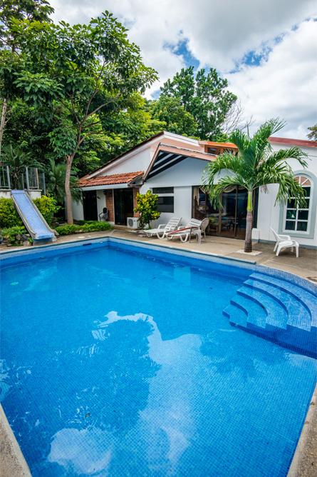 La Casona Guanacaste Pool