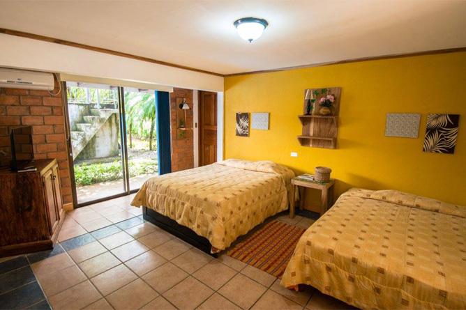La Casona Guanacaste Zimmer Hojarasca
