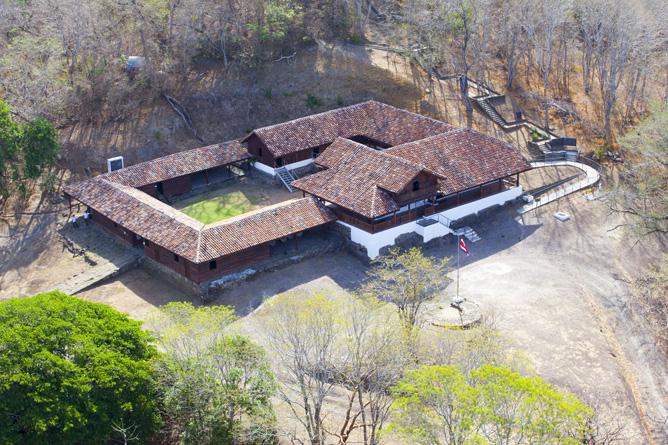 Santa Rosa Nationalpark Hacienda