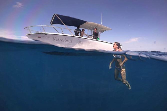 Tauchen Catalinas Tauchboot und Crew