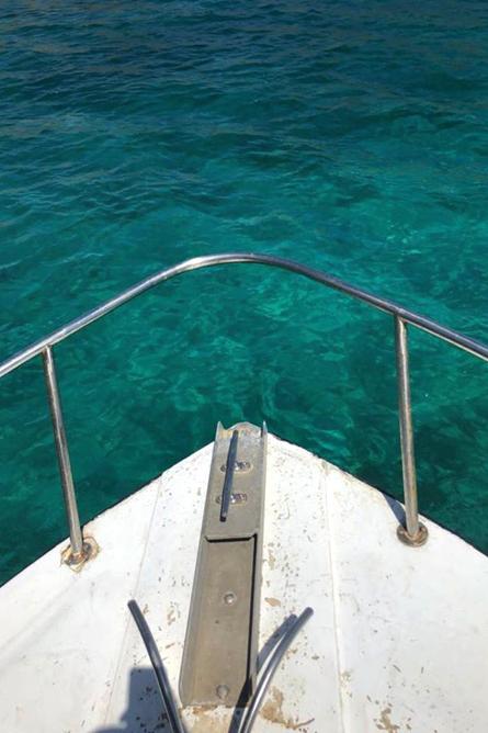 Tauchen Catalinas Tauchboot