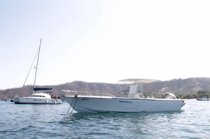 Tauchen Murcielago Inseln Tauchboot