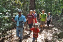 Pedacito de Cielo_Regenwaldwanderung_2_Reservat Camino de San Juan_09-2018