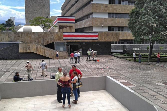 San José Justizgebäude