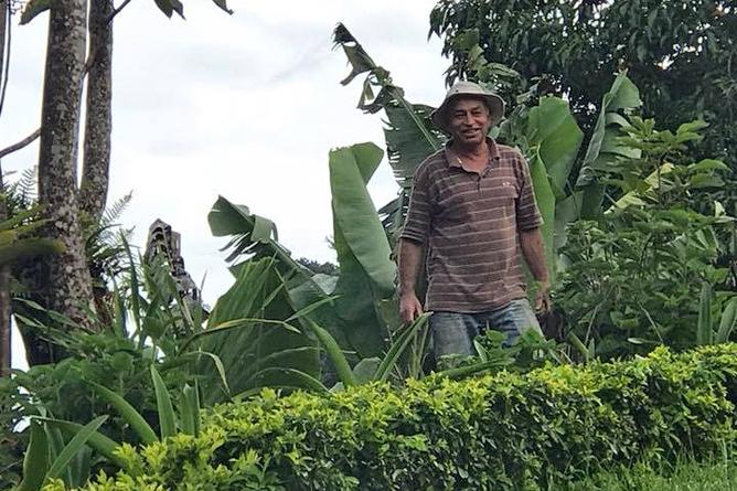 Maro Wandertour Dorfbewohner bei der Arbeit