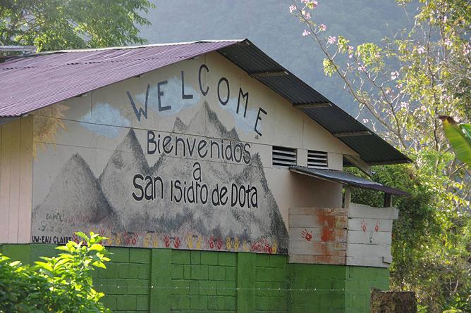 Maro Wandertour San Isidro de Dota