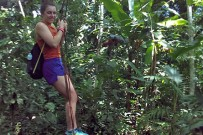 Ngoebe_Tarzan Swing mit Liane_Foto Aguas Ricas_09-2018