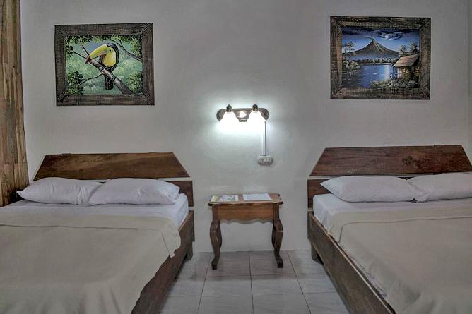 Destinos Arenal Standard-Zimmer Einzelbetten – Arenal Rossi
