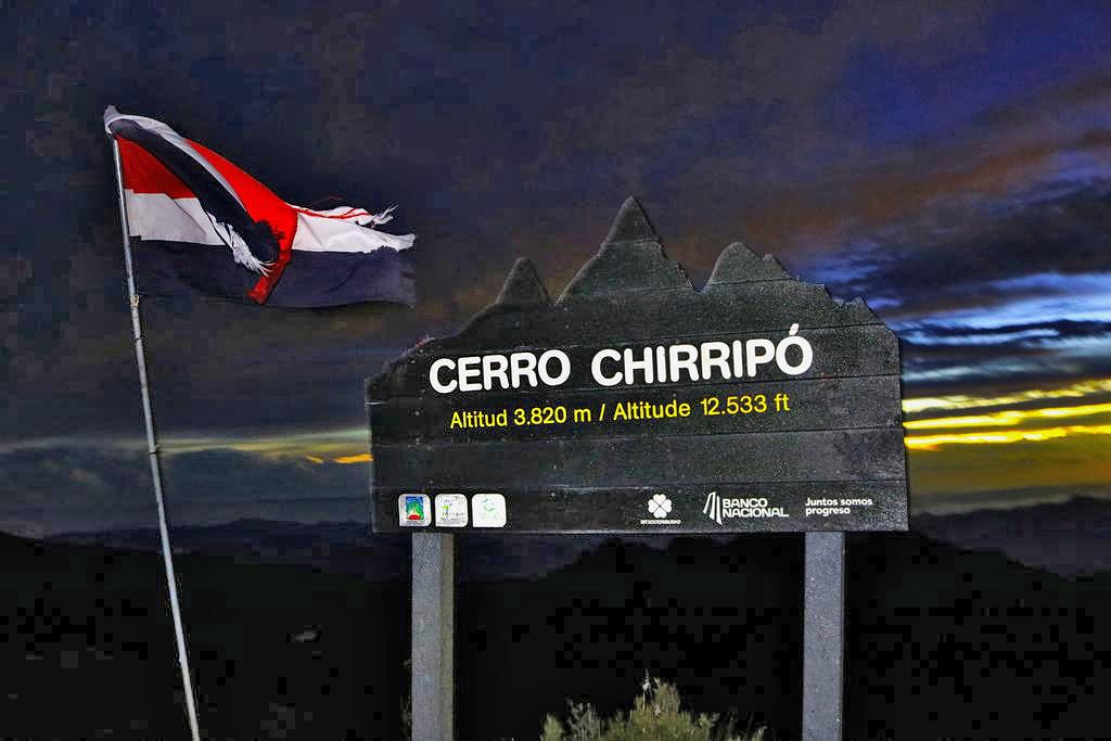 El Pelicano Gipfel Chirripó