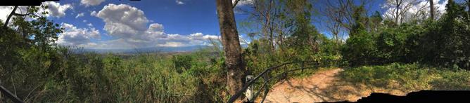 El Rodeo Aussichtspunkt