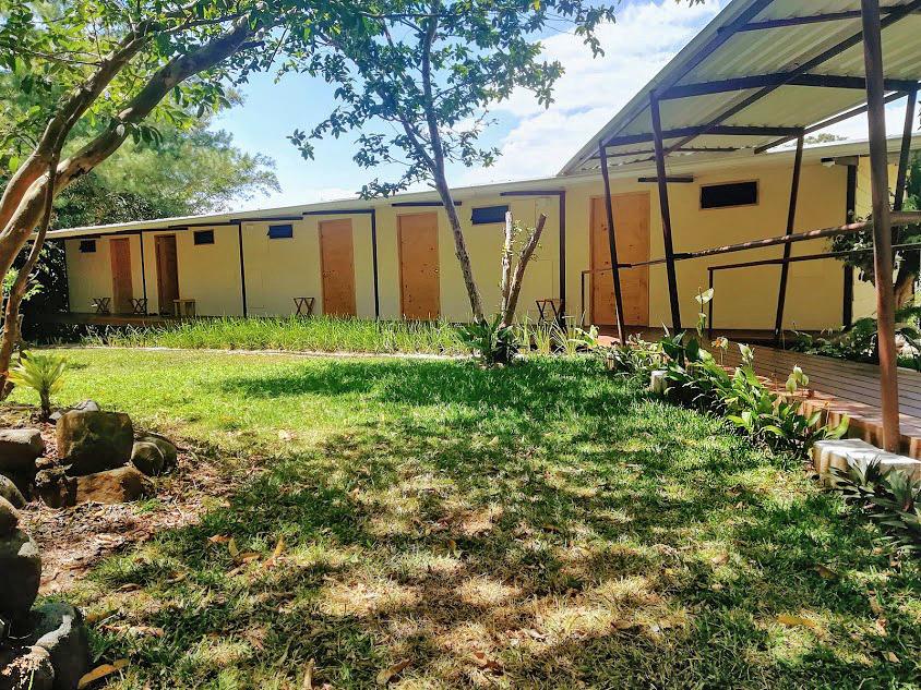 Pibi Boreal Anlage mit Gästezimmer