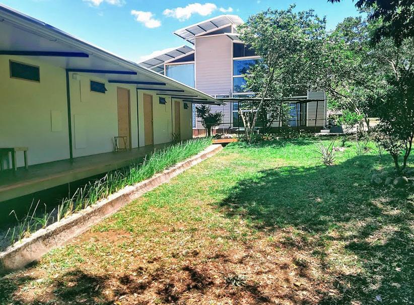 Pibi Boreal Anlage mit Wohnhaus der Besitzer