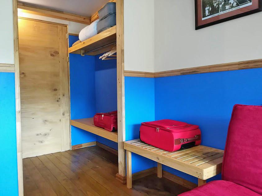 Pibi Boreal Standard Zimmer Ausstattung