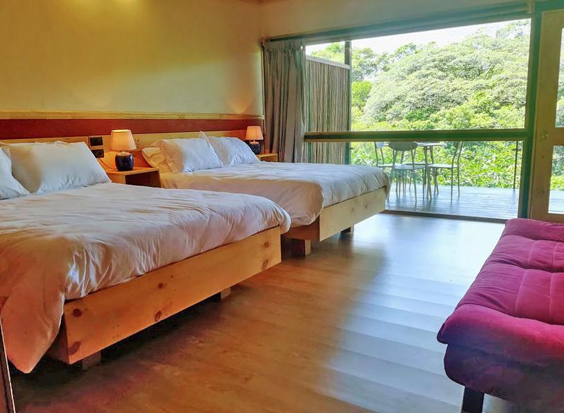 Pibi Boreal Standard Zimmer mit Terrasse