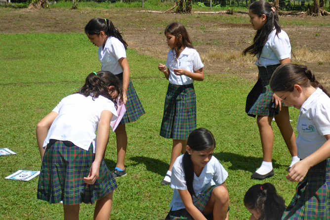 Sonati Aktivitäten im Freien Schule Santa Maria La Fortuna
