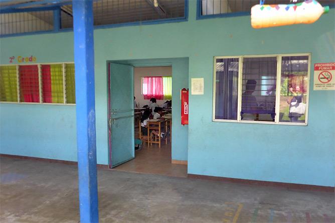 Sonati Schule La Fortuna
