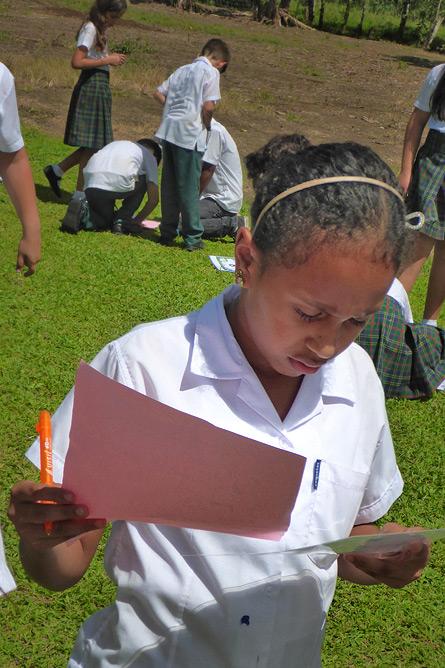 Sonati Schulkinder La Fortuna Santa Maria-Schule
