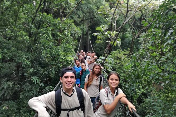 Sonati Umweltbildung für Jugendliche im Freien