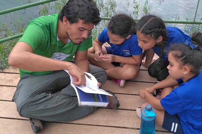 Sonati Umweltbildung im Freien Vorschule