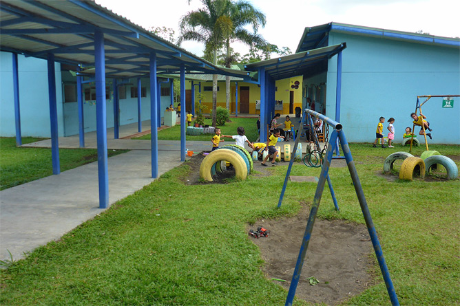 Sonati Schule Santa Maria de la Montaña
