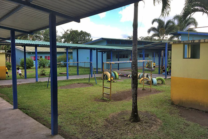 Sonati Schule Santa Maria de la Montaña La-Fortuna