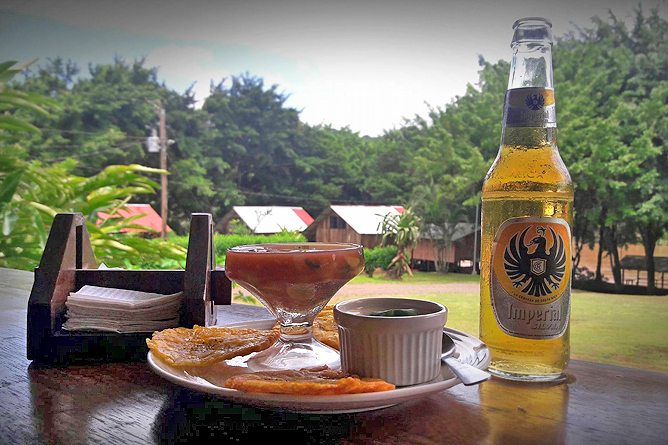 Cuyito Meeresfrüchte-Cocktail