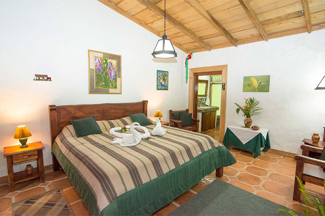 Bosque de Paz – Junior Suite