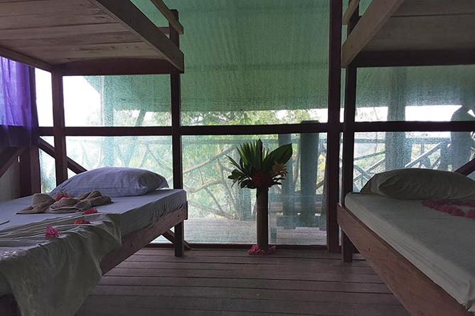 La Tarde Tent Cabin