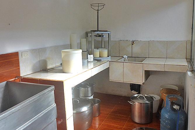 Kaesefabrik Canaan San Gerado de Rivas