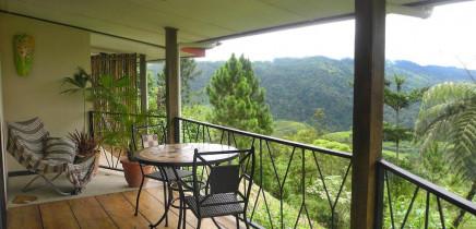 Casa Botania Mountain Studio Terrasse