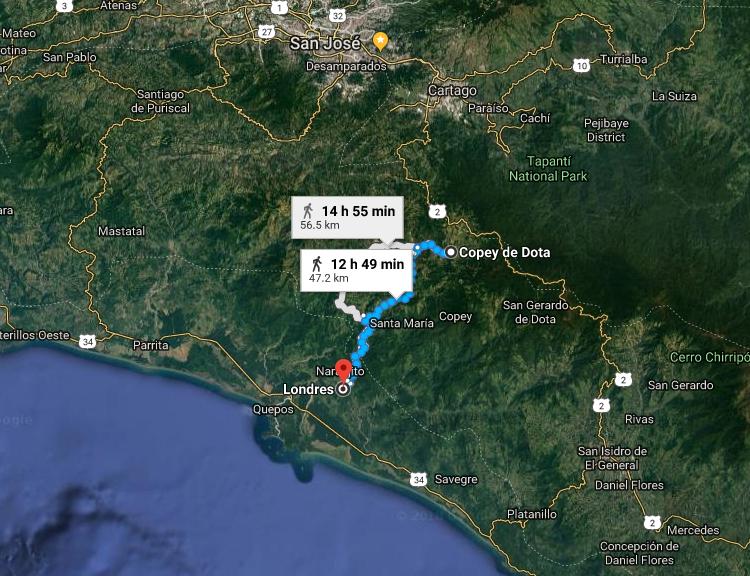 Quezal Route Micha