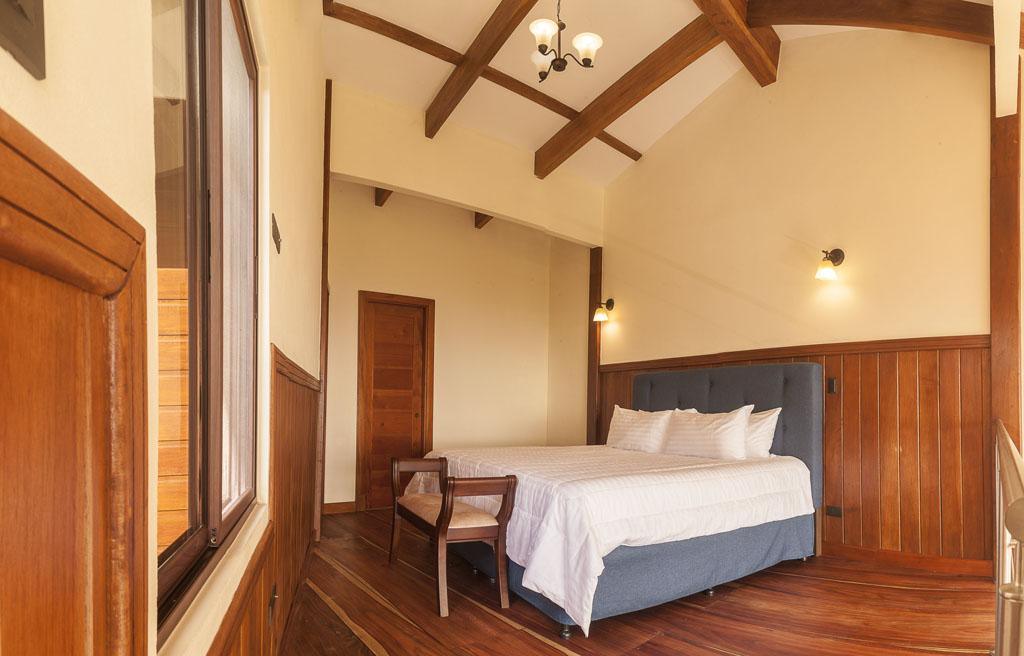 Aguti Hotel – Schlafzimmer