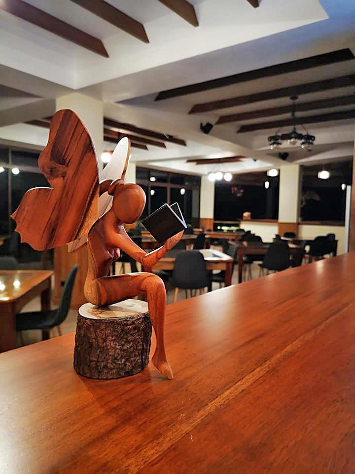 Aguti Hotel – Restaurant mit Bar