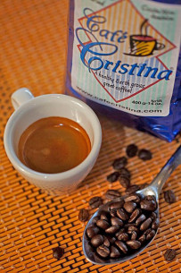 Café Cristina Bio-Kaffee Finca in Orosi - Coffee Tour