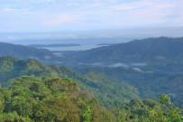 Posada Cerro Escondido - Blick auf Golf von Nicoya