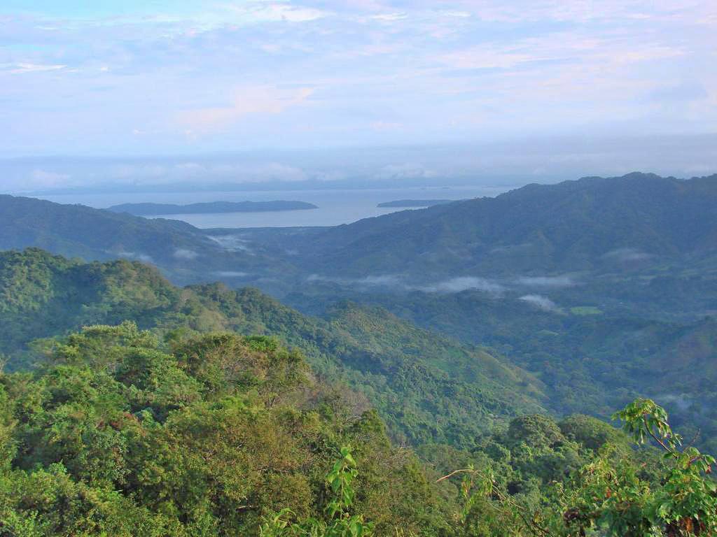 Posada Cerro Escondido – Blick auf Golf von Nicoya