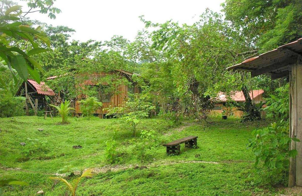 Posada Cerro Escondido – Grundstück