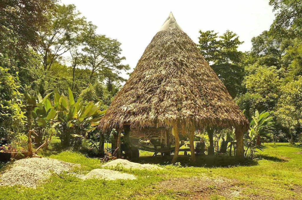 Posada Cerro Escondido – Grundstück Aufenthaltsbereich
