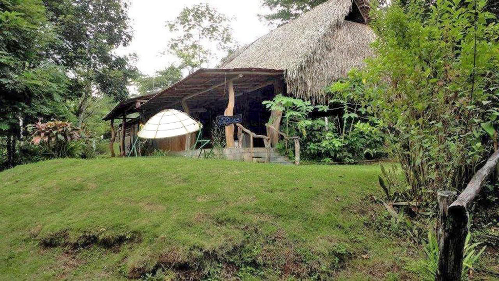 Posada Cerro Escondido – Haupthaus Casona mit Restaurant