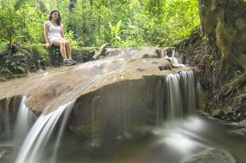 Posada Cerro Escondido – Reservat Mogensen: Daiyokujo Naturbecken