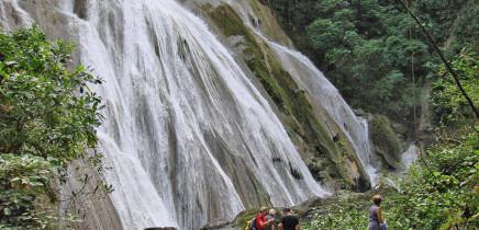Posada Cerro Escondido - Reservat Mogensen: Wasserfall Velo de Novia