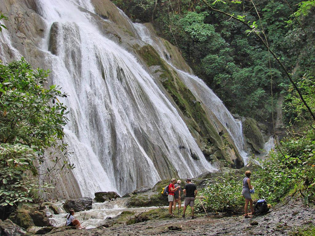 Posada Cerro Escondido – Reservat Mogensen: Wasserfall Velo de Novia