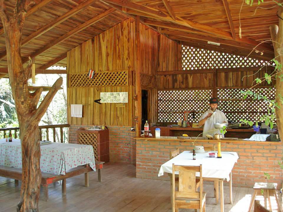 Posada Cerro Escondido – Restaurant