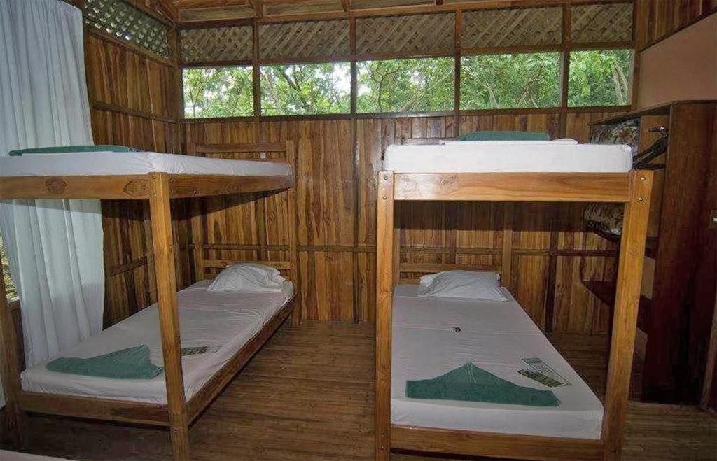 Posada Cerro Escondido – Zimmer mit Stockbetten