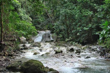 Posada Cerro Escondido - Fluss