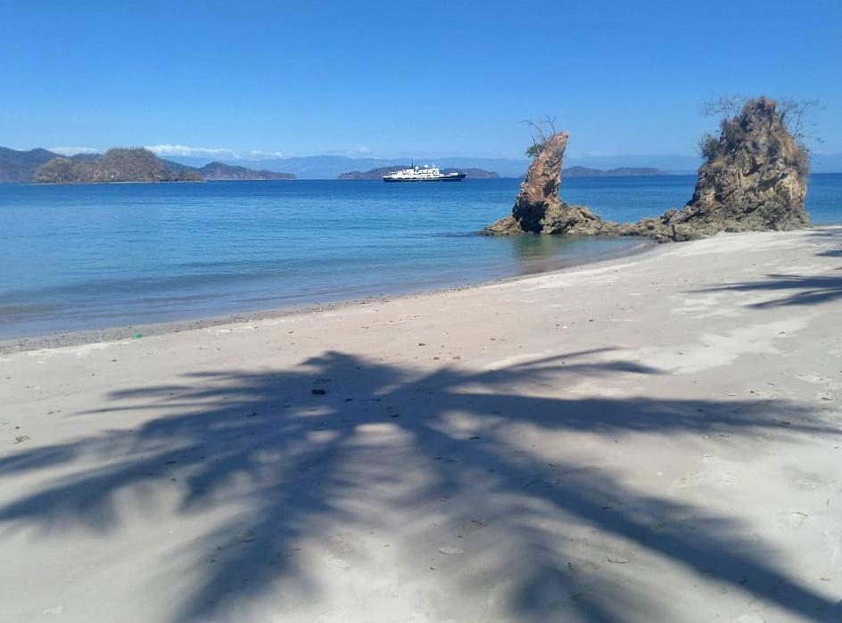 Curú Refugium – Blick auf Insel Tortuga