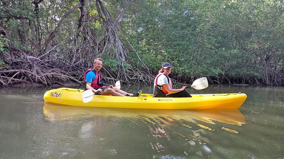 Curú Refugium – mit dem Kajak durch die Mangroven