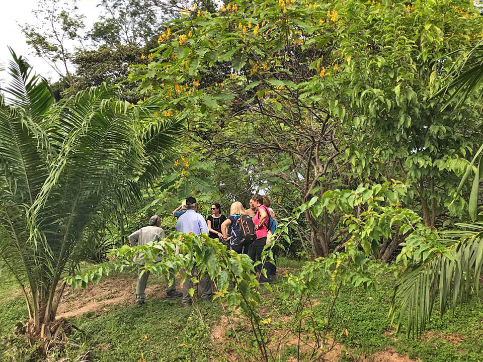 Curú Refugium – Wanderwege
