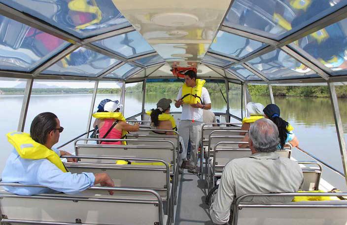 Rancho Humo Estancia – Bootstour: Inseln
