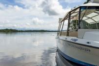 Rancho Humo Estancia - Bootstour auf dem Rio Tempisque- Fluss